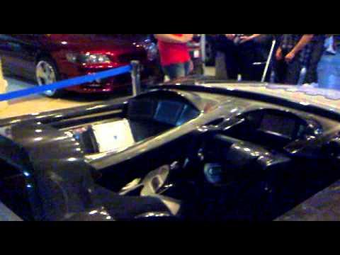 ... mobil modification be mall bandung pebruari 2012 treaser bandung
