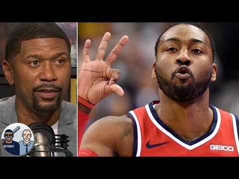 Video: Trading John Wall or Bradley Beal could be answer for Wizards | Jalen & Jacoby