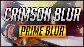 Crimson Blur & His Marth