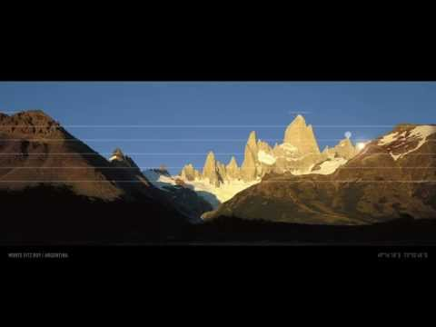 This Beautiful Song Was Made Using The Shape Of The Mountains As Notes