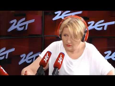 W trakcie wywiadu, Minister Edukacji Dariusz Piontkowski straszy dziennikarkę pozwem do sądu.