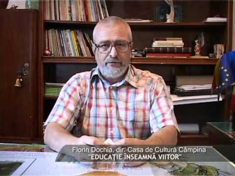 Educaţia însemnă viiotr!