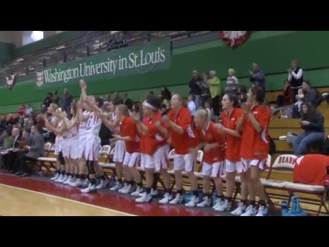Women's Basketball Senior Day vs. Carnegie Mellon