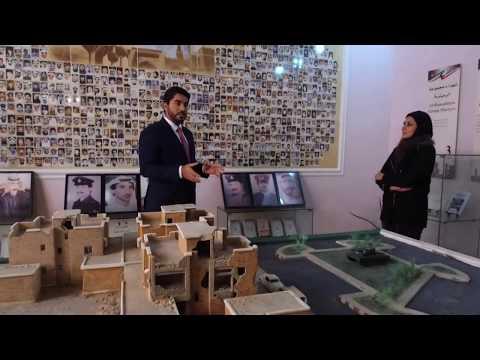 العرب اليوم - بالفيديو: جولة داخل بيت القرين أشهر رموز التحرير في الكويت