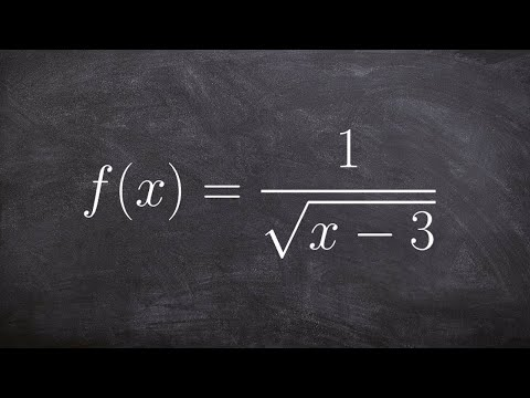 how to isolate x in a rational function