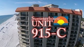 Unit 915-C Summerhouse Panama City Beach Vacation Condo