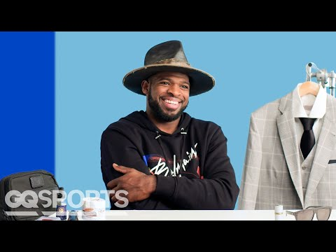 10 Things NHL Star P. K. Subban Can't Live Without | GQ Sports