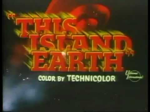 Video This Island Earth (1955) Trailer download in MP3, 3GP, MP4, WEBM, AVI, FLV January 2017
