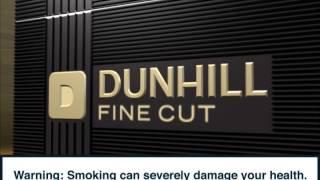 Dunhill Fine Cut TV Commercial