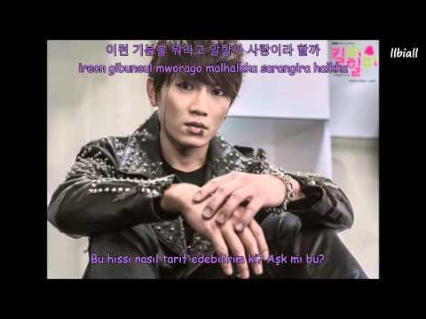 (Kill Me, Heal Me OST Part 4) Lee Yoo Rim-This Feeling Türkçe Altyazılı(Hangul-Rom)
