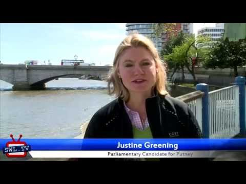 Justine Greening's 30 second election pitch