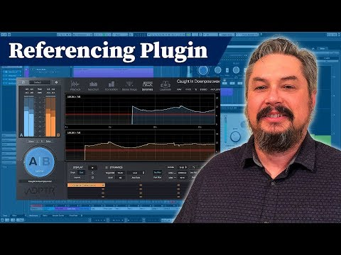 ADPTR Metric AB Part 1 - Mixing Mastering Plugin