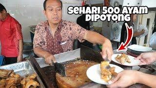 Download Video GOKIL SEHARI 500 AYAM DI POTONG !! NGGAK PERNAH BERHENTI MP3 3GP MP4