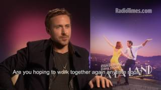 Video Ryan Gosling on La La Land and filming Blade Runner with Harrison Ford MP3, 3GP, MP4, WEBM, AVI, FLV Juni 2017