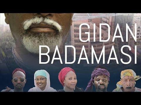 GIDAN BADAMASI (Episode 3 Latest Hausa Series 2019)