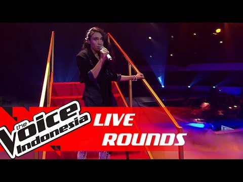 Novi - Halo (Beyoncé) | Live Rounds | The Voice Indonesia GTV 2018