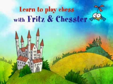 Fritz & Chesster 2: Chess In The Black Castle