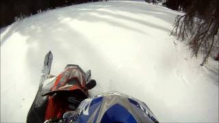 2. MPI stage 2 Supercharged Apex Mountain Riding