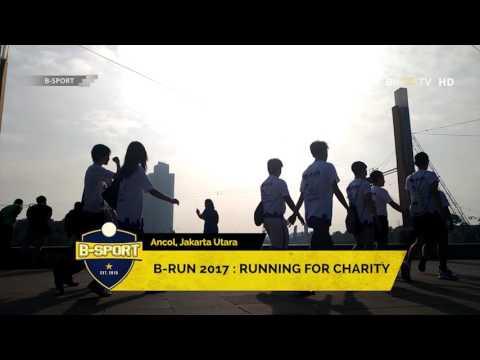 B SPORT – B-RUN 2017: Running for Charity
