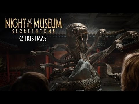 Night at the Museum: Secret of the Tomb (TV Spot 'Around the World')