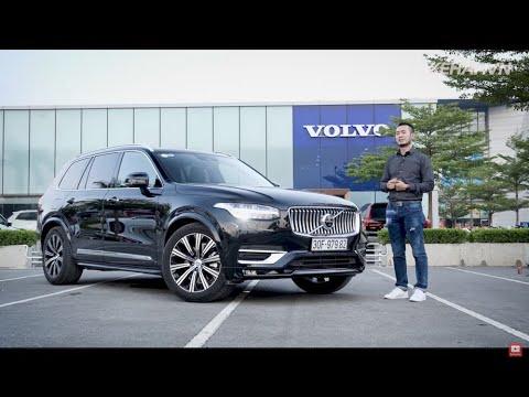 Cùng xem đánh giá xe Volvo XC90 Inscription 2020 tại Việt Nam @ vcloz.com