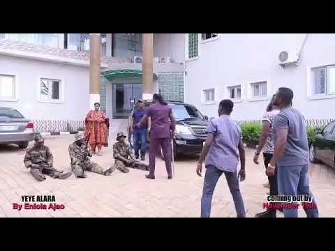 Latest movie by Odunlade Adekola and Eniola Ajao. Yeye Alara. Must Watch. - Ayolad Store