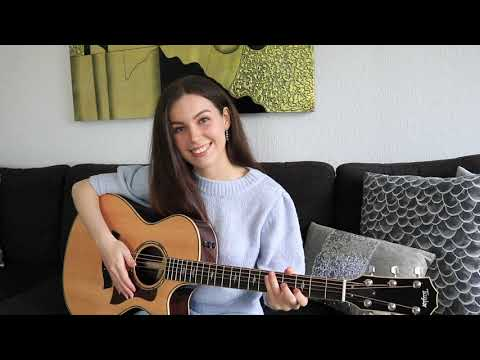 """Pink Floyd  """"Comfortably Numb"""" Cover by Gabriella Quevedo"""