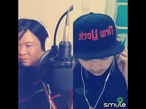 Jin Bui Nyi Hakka Vers # Ricardo Hyan + Shin - Smule Duet Mandarin Song