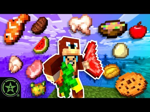 Try to Eat EVERYTHING in Minecraft - Feed Jack (Part 1)