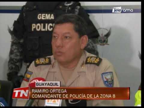 36 personas integraban 5 presuntas bandas que fueron desarticuladas