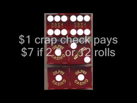 craps dice hedge betting strategy world crap check horn