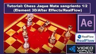 """En esta primera parte del Tutorial """"Chess Jaque Mate sangriento"""" iniciamos este proyecto realizando los movimientos del rey al caer sobre el tablero con el plugin Newton 2, a continuación este movimiento le trasladamos a nuestra pieza real realizada en Element 3d, así como todo el proceso de mejora visual como la viñeta, corrección de color, curvas, etc...dejando la segunda parte para trabajar la sangre con RealFlow.--------------------------------------------------Mi página Web -► http://www.mepasoamac.com--------------------------------------------------Espero les Guste este Vídeo, Déjame un Like !y No te pierdas los nuevos vídeos, Suscríbete Ahora es Gratis!◕ Click Aquí para Suscribirte! -► https://goo.gl/GhuzT9--------------------------------------------------Mi página Web -► http://mepasoamac.comComparte el video en Facebook -► https://goo.gl/VqfRw0--------------------------------------------------Sígueme.. Twitter -► https://goo.gl/yWQzbtSígueme.. GooglePlus -► goo.gl/AYRwFR--------------------------------------------------"""