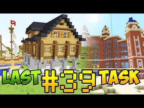 Minecraft LastTask 2 #39 - Я ВОЗВРАЩАЮСЬ!
