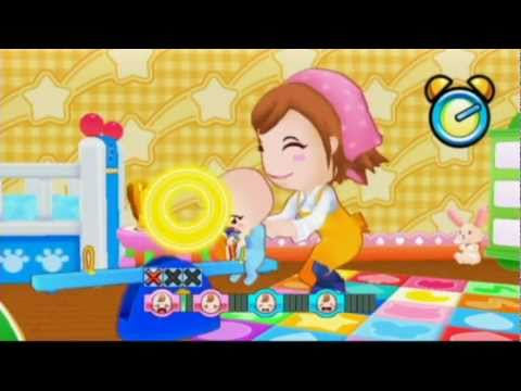 Babysitting Mama Review (Wii)