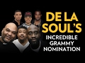 Inside De La Soul's $600,000 Album