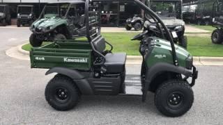 10. 2018 - Kawasaki - Mule SX 4X4
