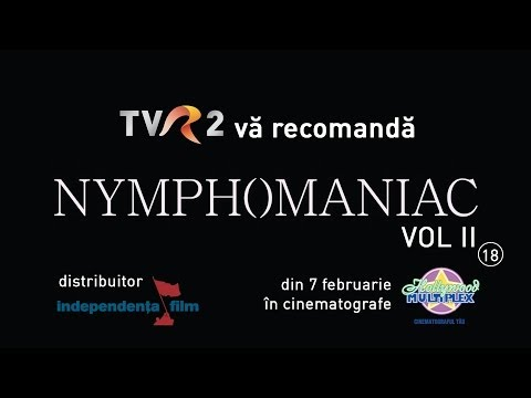Nymphomaniac Vol. II (trailer)