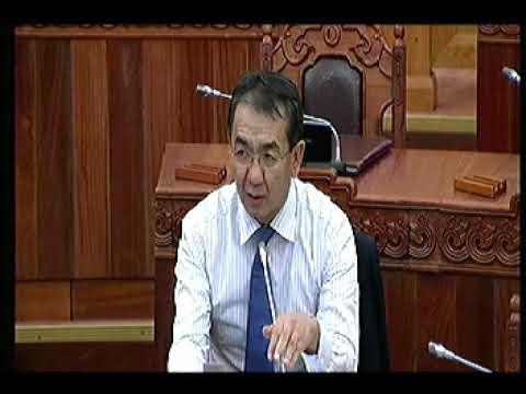 Ц.Мөнх-Оргил: Энэ парламентад Гэр бүлийн тухай хуулийг хэлэлцэх хугацаа байхгүй учир буцаах хэрэгтэй