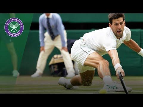 Hot Shots - Day 12 | Wimbledon 2018 (видео)