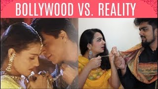Video BOLLYWOOD VS. REALITY (Part 1- Romantic) | YIPPIKAY MP3, 3GP, MP4, WEBM, AVI, FLV Desember 2017