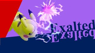 """Exalted"" – SSB4 Highlights/Combos/Montage"
