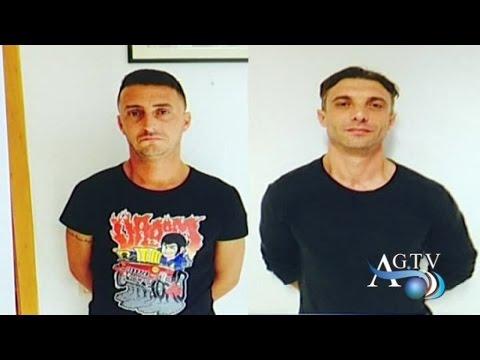 Rapinatori arrestati a Porto Empedocle
