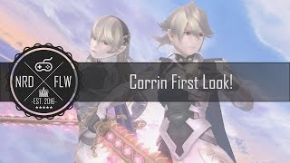 Super Smash Bros. Wii U – Corrin Gameplay First Look