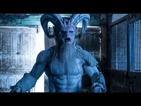 Horror Comedy Movie 2021 - KRAMPUS 2015 Full Movie HD - Best Horror Movies Full Length English