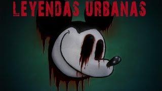 Leyendas Urbanas Y Creepy Pastas