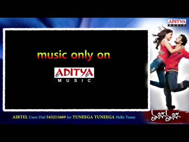 tuneega tuneega movie full songs ahista ahista song