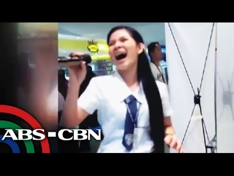 student - The Chaka Khan classic 'Through The Fire' is difficult to sing because of its high notes but this Davao City student shows that she can belt this song effortlessly. Subscribe to the ABS-CBN...