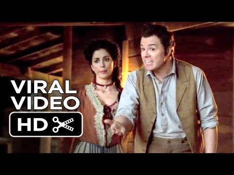 A Million Ways to Die in the West (Red Band TV Spot 'Wild Animals')