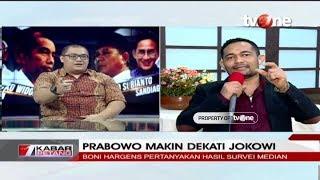 Download Video Debat Rico Marbun vs Boni Hargens Soal Elektabilitas Prabowo Dekati Jokowi MP3 3GP MP4