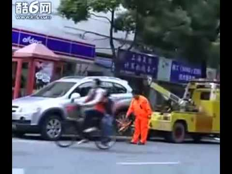 Ever Get Your Car Towed... Try This! - VIDEO